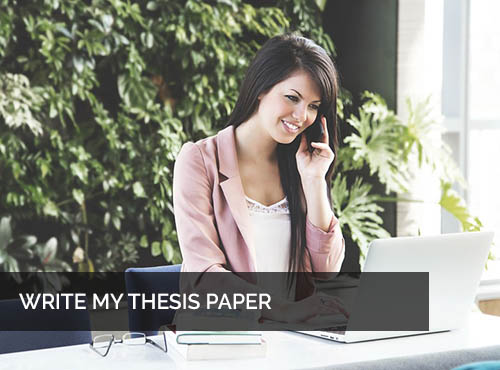 Who can write my thesis
