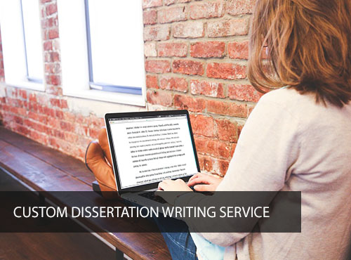 Custom thesis writing service